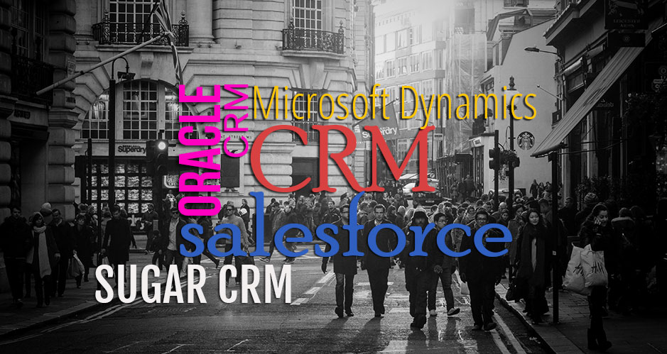 customer relationship management (crm) services