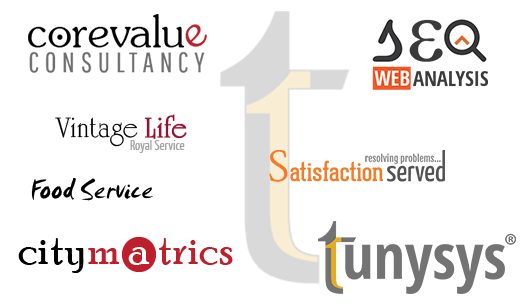 Tunysys logo Maker, Graphic Designer