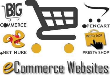 E Commerce Responsive Website Design and development